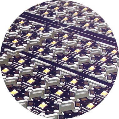 expertise of the LED system module