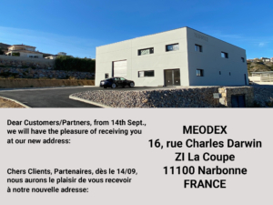 New adress